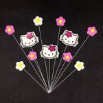 Hello Kitty Christmas Tree topper Beautiful Buy Cat Cake topper and Free Shipping On Aliexpress