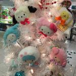 Hello Kitty Christmas Tree topper Best Sanrioholiday Hash Tags Deskgram