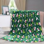 Hello Kitty Christmas Tree topper Exclusive Christmas Blankets & Throws You Ll Love