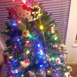Hello Kitty Christmas Tree topper Exclusive Sanrioholiday Hash Tags Deskgram