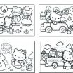 Hello Kitty Color Book Elegant Hello Kitty Coloring – Bryane