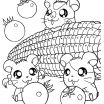 Hello Kitty Color Pages Excellent 56 Awesome Baseball Coloring Pages