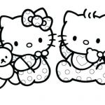 Hello Kitty Color Sheets Best Kitten Coloring Pages – Trustbanksuriname