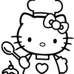 Hello Kitty Color Sheets Elegant How to Color Hello Kitty Hello Kitty to Print and Color