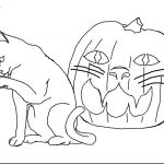 Hello Kitty Color Sheets Elegant Lovely Halloween Coloring Pages Hello Kitty