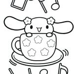 Hello Kitty Color Sheets Exclusive Coloring Pages Free Hello Kitty Page and Keroppi Color