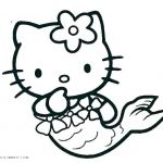 Hello Kitty Color Sheets Marvelous Donkey Coloring Page – Sharpball