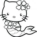 Hello Kitty Coloring Amazing √ Hello Kitty Coloring Pages and Hello Kitty Color Sheets Pics