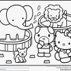 Hello Kitty Coloring Awesome Hello Kitty Coloring Pages Printable