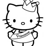 Hello Kitty Coloring Beautiful Hellow Kitty Coloring Pages astonising Beautiful Free Hello Kitty