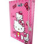 Hello Kitty Coloring Brilliant Hello Kitty Scrapbook Design Coloring Kit Includes Colors and