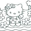 Hello Kitty Coloring Brilliant How to Color Hello Kitty