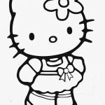 Hello Kitty Coloring Inspirational Full Hello Kitty Coloring Pages