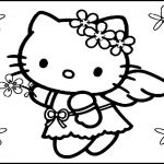 Hello Kitty Coloring Pages Marvelous Coloring Free Printable Colouring Pages toddlers Coloring