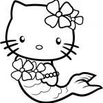 Hello Kitty Colring Sheets Marvelous Hello Kitty Hello Kitty Princess Coloring Pages Big Bang Fish