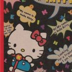 Hello Kitty Pogo Stick Exclusive 12 Best Hello Kitty Notebooks Images In 2014