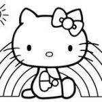 Hello Kitty Printable Coloring Pages Creative 661 Best Hello Kitty Coloring Pages Printables Images In 2019
