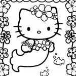 Hello Kitty Printable Coloring Pages Elegant Coloring 42 Awesome Hello Kitty Coloring Sheets Cookies Cupcakes