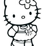 Hello Kitty Printable Coloring Pages Excellent Hello Kitty Invitation Template Hello Kitty Template