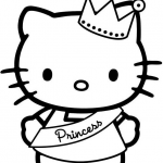 Hello Kitty Printable Coloring Pages Exclusive Hello Kitty Coloring Pages Summer Felszamolas