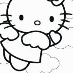 Hello Kitty Printable Coloring Pages Marvelous Kitty Hello Coloring Pages Fabulous Hello Kitty Halloween