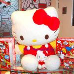 Hello Kitty Snowman Amazing Hello Kitty town Johor Malaysia asia Travel Blog