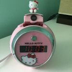 Hello Kitty Snowman Best Used and New Digital Alarm Clock In Yonkers Letgo