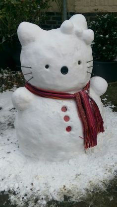Hello Kitty Snowman Inspiring 97 Best Snowcat B Images In 2019