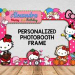 Hello Kitty Snowman Inspiring Hello Kitty Hello Kitty Frame Design