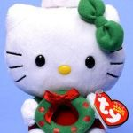 Hello Kitty Snowman Marvelous 108 Best ♥hello Kitty Ty Beanie Babies♥ Images In 2018