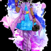 Holly and Poppy O Hair Fresh Ever after High Oc S Favourites by Aliceolantern On Deviantart