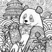 House Coloring Pages Inspiring Unique Art Coloring Books Picolour