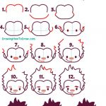 How to Draw Emojis Step by Step Creative How to Draw Cute Kawaii Chibi Ralph From Wreck It Ralph Easy Steps