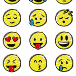 How to Draw Emojis Step by Step Exclusive Pencil Drawing Smiley Emoji Pack