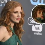 Hunter Huntsman Ever after High Unique Jessica Chastain to Star In It Sequel as Beverly – Variety