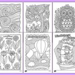 I Love You Coloring Book Awesome Mindfulness Colouring Sheets Bumper Pack for Kids