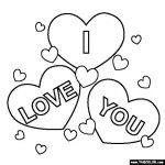 I Love You Coloring Book Inspiration Free Printable Coloring Pages for Older Girls