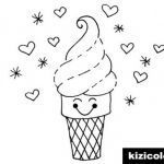 Ice Cream Coloring Book Best Ve Ables and Fruits Coloring Pages Elegant Colouring Pages Fast
