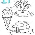 Ice Cream Coloring Book Inspirational Ice Cream Cones Coloring Pages