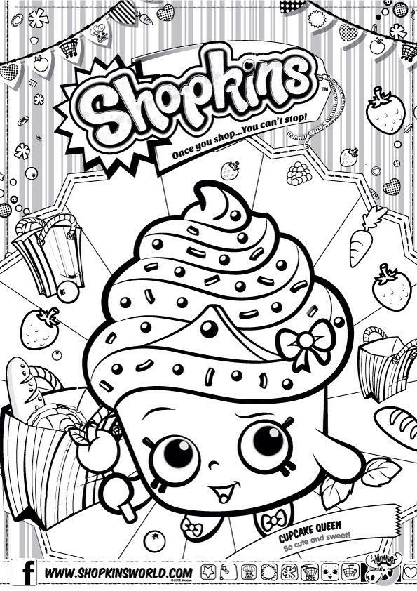 Images Of Shopkins Inspiring √ Coloring Book Print Outs or Shopkins Coloring Book Inspirational
