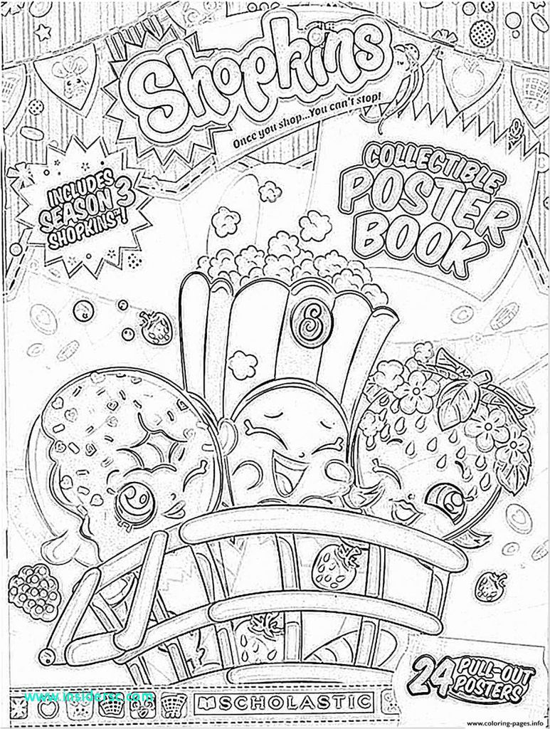 Images Of Shopkins Wonderful Lovely Shopkin Coloring Page 2019