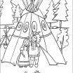 Indian Coloring Pages Printables Beautiful Elegant Native American Indian Girl Coloring Pages – Nicho