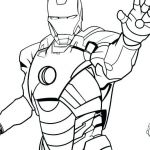 Iron Man Coloring Book Excellent Free Avengers Coloring Pages – Egydotnetfo