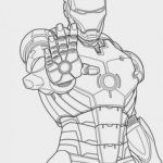 Iron Man Coloring Book Inspired Pinterest