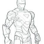 Iron Man Coloring Book Inspiring Avengers Coloring Pages – Newyorkdaily