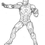 Iron Man Pictures to Print Beautiful Iron Man 2 Coloring Pages