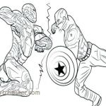 Iron Man Pictures to Print Excellent Iron Man Coloring Pages Lovely Awesome Superhero Coloring Pages