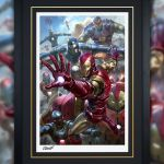 Iron Man Pictures to Print Wonderful House Party Protocol Fine Art Print by Derrick Chew