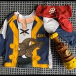 Jake and the Neverland Pirates Halloween Brilliant Disney Costumes Jake and the Neverland Pirates Costume
