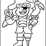 Jake and the Neverland Pirates Halloween Brilliant Jake and the Neverland Pirates Coloring Book Pages